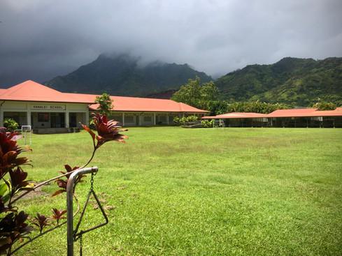 School in Hanalei