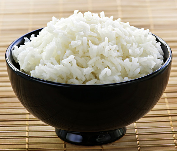 how to make rice!