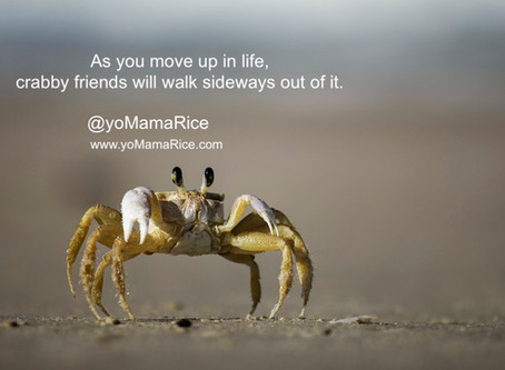 Do you have crabby friends?
