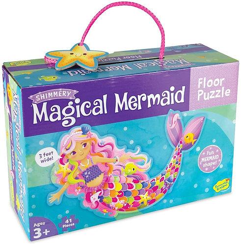Shimmery Magical Mermaid
