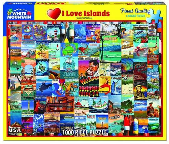 I Love Islands