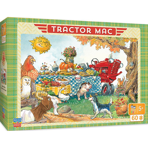 Tractor Mac - Dinner Time