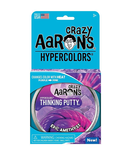Hypercolors® Epic Amethyst Putty