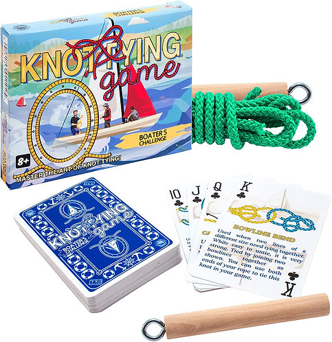 Knot Tying Game: Boater's Challenge