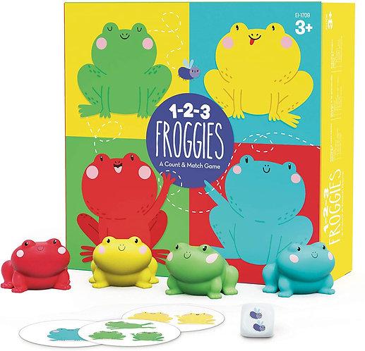 1-2-3 Froggies