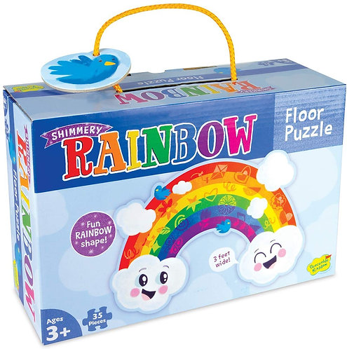 Shimmery Rainbow