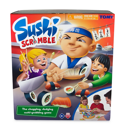 Sushi Scramble