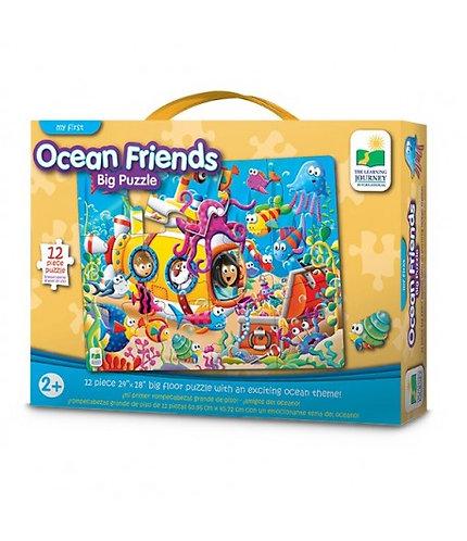 Ocean Friends Big Puzzle