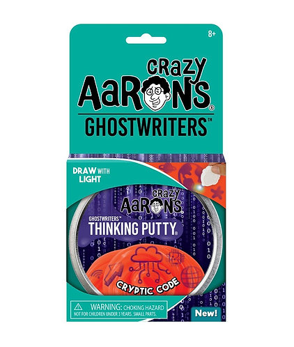 Ghostwriters™ Cryptic Code Putty