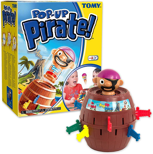 Pop-up Pirate