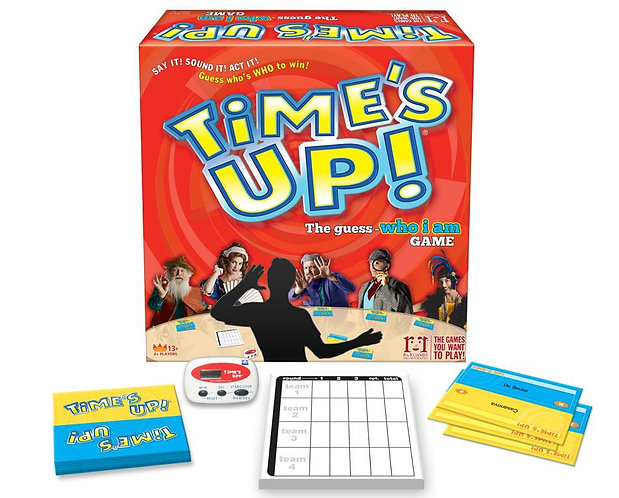 Time's Up Deluxe