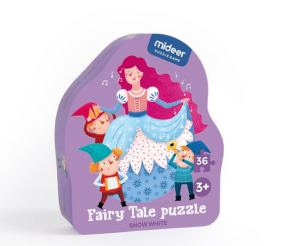 Fairy Tale Puzzle - Snow White