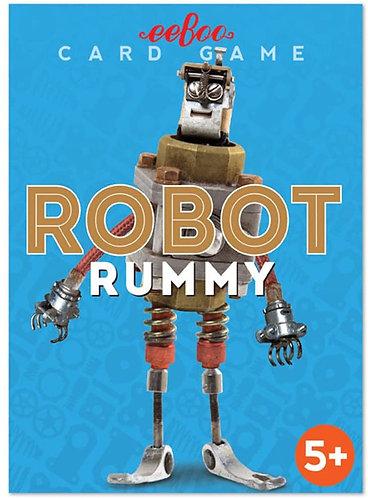 Robot Rummy