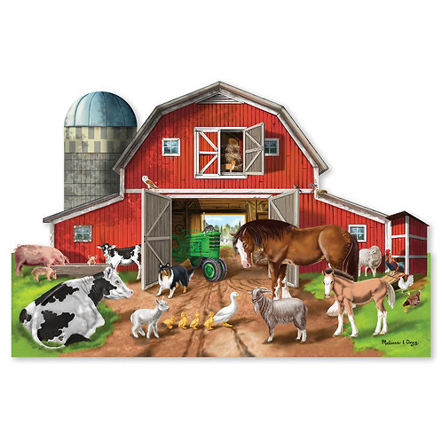 Busy Barn