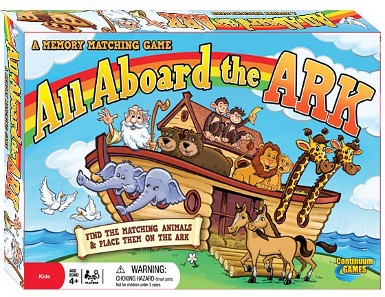 All Aboard the Ark