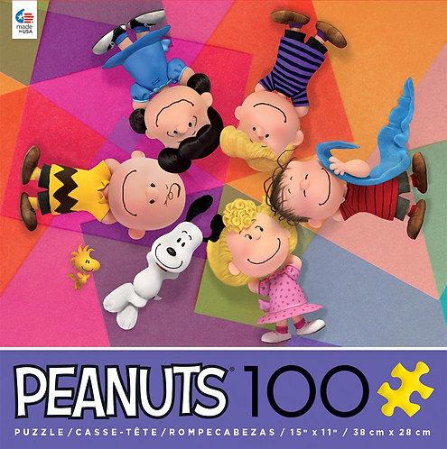 Peanuts Circle of Friends