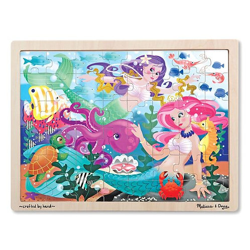 Mermaid Fantasea Jigsaw Puzzle