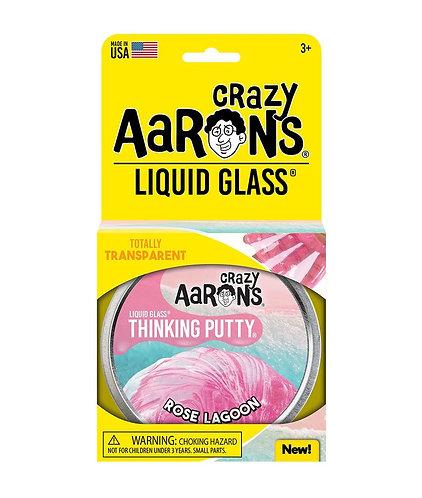 Liquid Glass® Rose Lagoon Putty