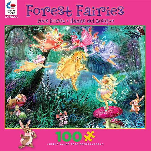 Forest Fairies - Ring of Six