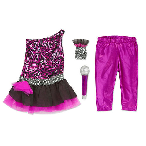 Rock Star Role Play Set