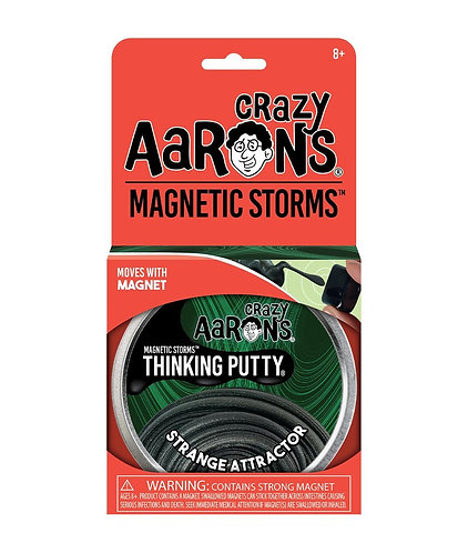 Magnetic Storms™ Strange Attractor Putty