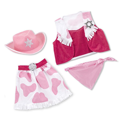 Cowgirl Role Play Set
