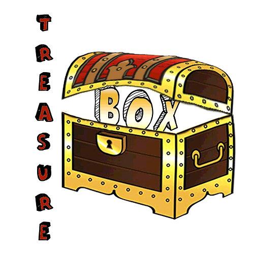 Large Treasure Box