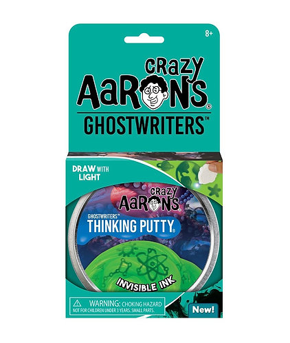 Ghostwriters™ Invisible Ink Putty