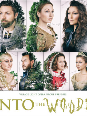 Into the Woods, Jan 2018
