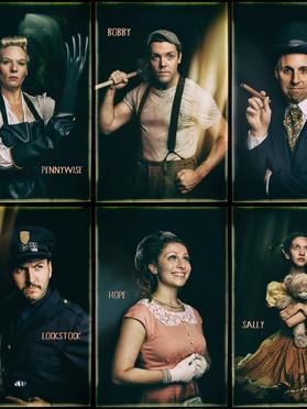 Urinetown The Musical, Nov 2016