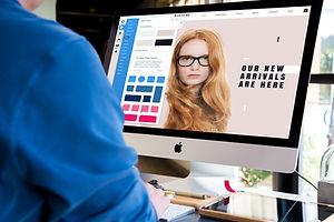 Les lents per a pantalles digitals proporcionen protecció a la llum blava i millor imatge a mitja distància
