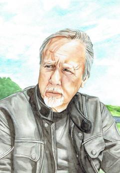 A4 Watercolour Portrait (Commission)