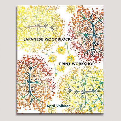 Japanese Woodblock Print Workshop Book