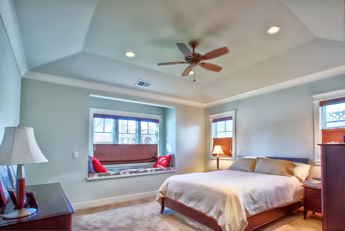 Traditional - South - Master Bedroom - 1