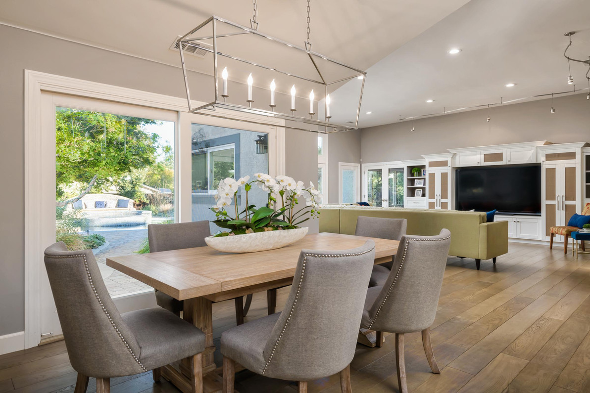 Transitional - Twin Creeks - Dining - 2