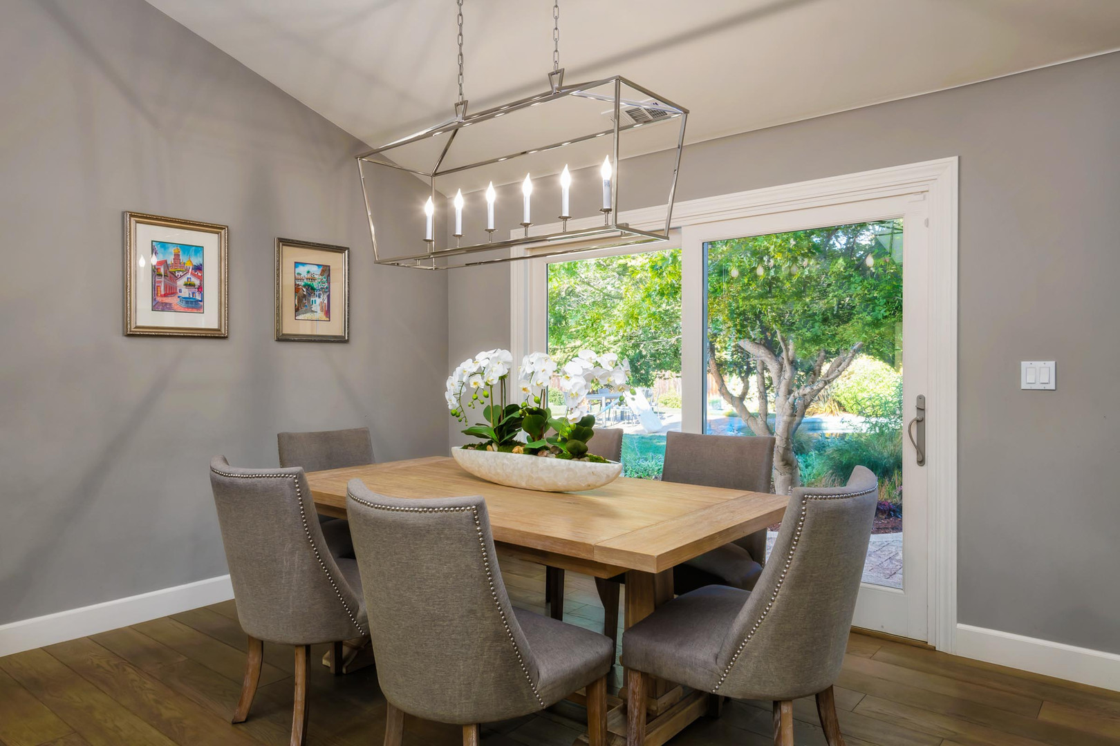 Transitional - Twin Creeks - Dining - 1