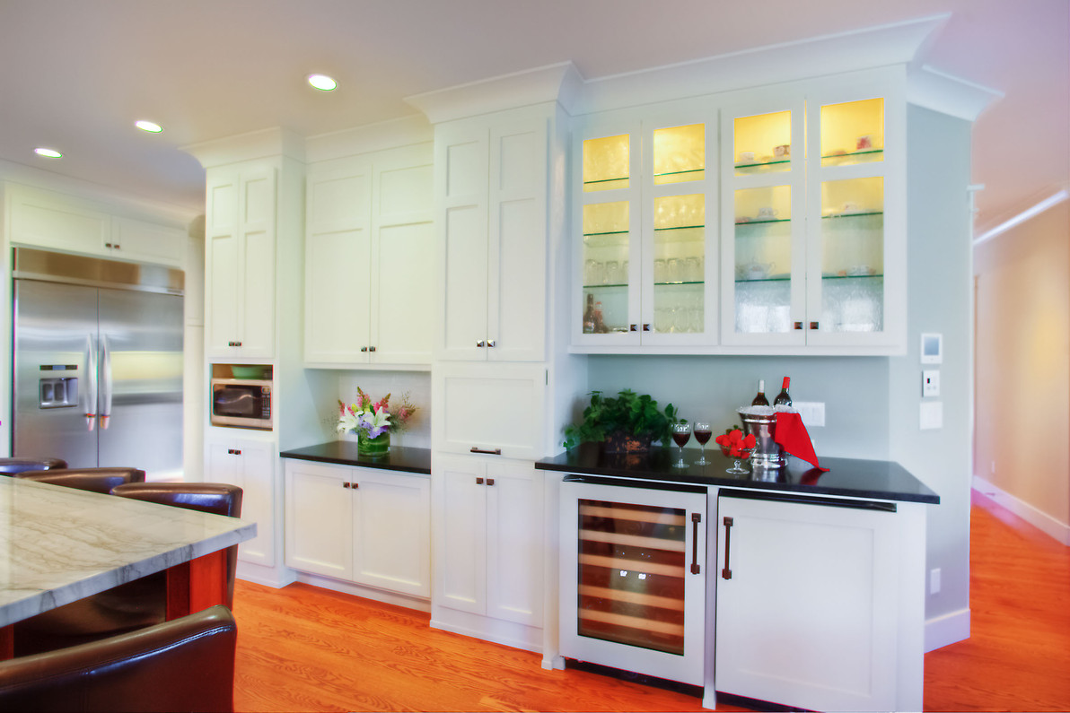 Traditional - South - Kitchen - 1 - Afte