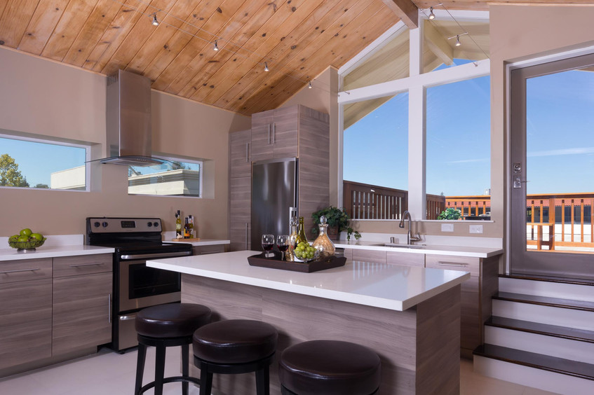 Contemporary - Royce - Kitchen - 1 - Aft