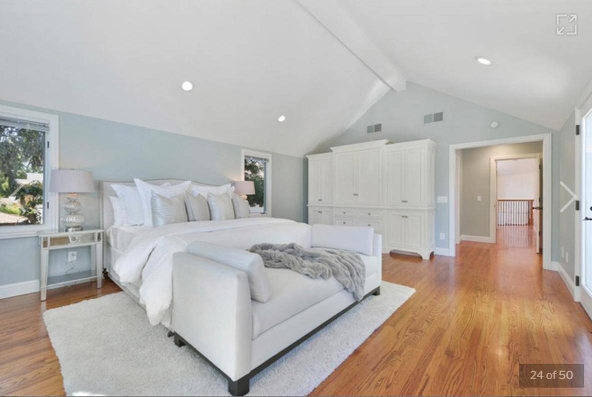 Transitional - Bryant - Master Bedroom -