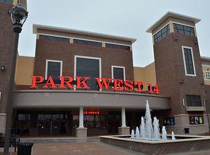 Park West 14 cinemas Morrisville nc.JPG