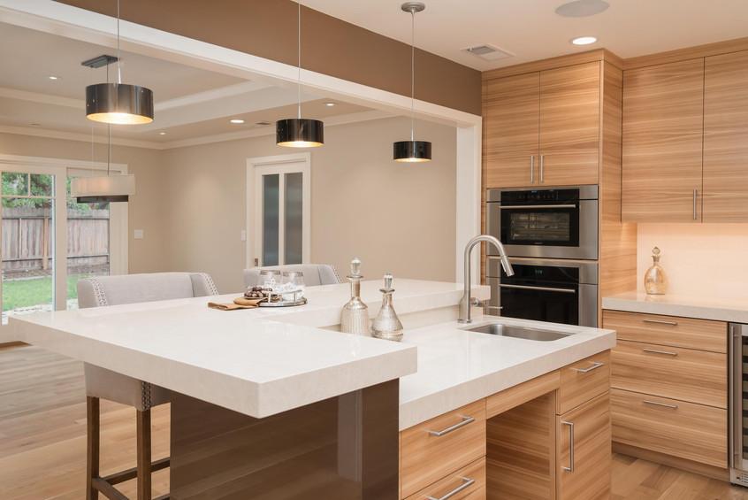 Contemporary - Oak Knoll - Kitchen - 3 -