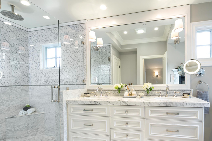 Transitional - Pine - Master Bath - 2 -