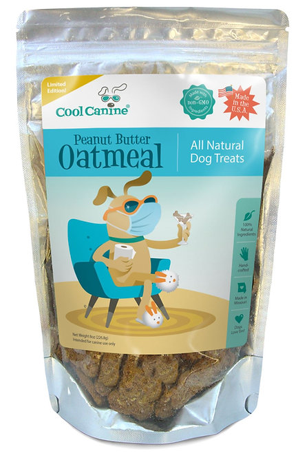 Limited Edition Quarantine Peanut Butter Oatmeal