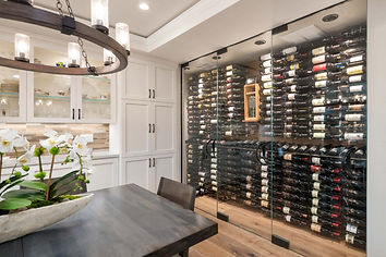 Transitional - Branham - Wine Room - 3 -