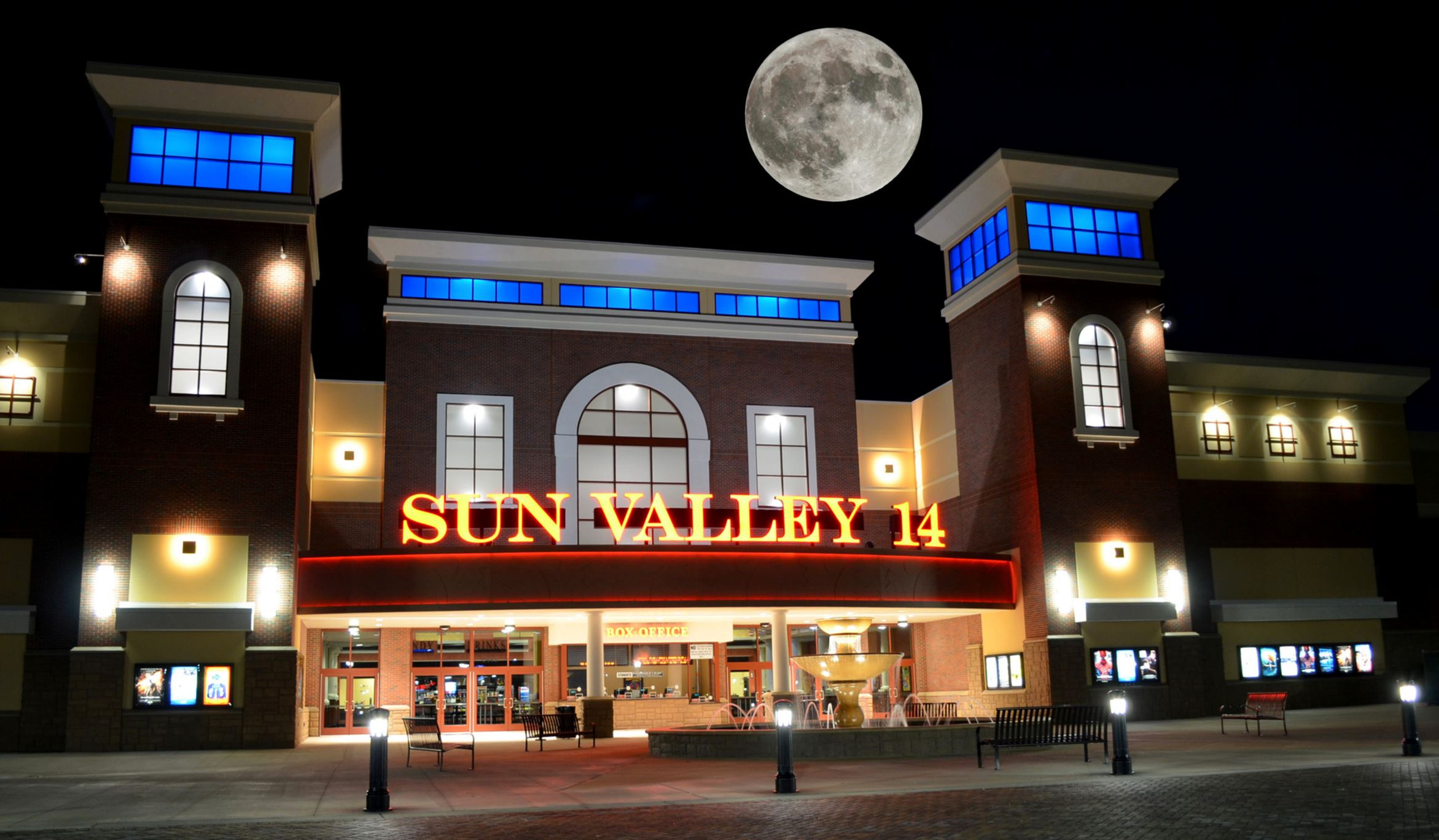 Sun Valley 14 - Indian Trail, NC | Stone Theatres