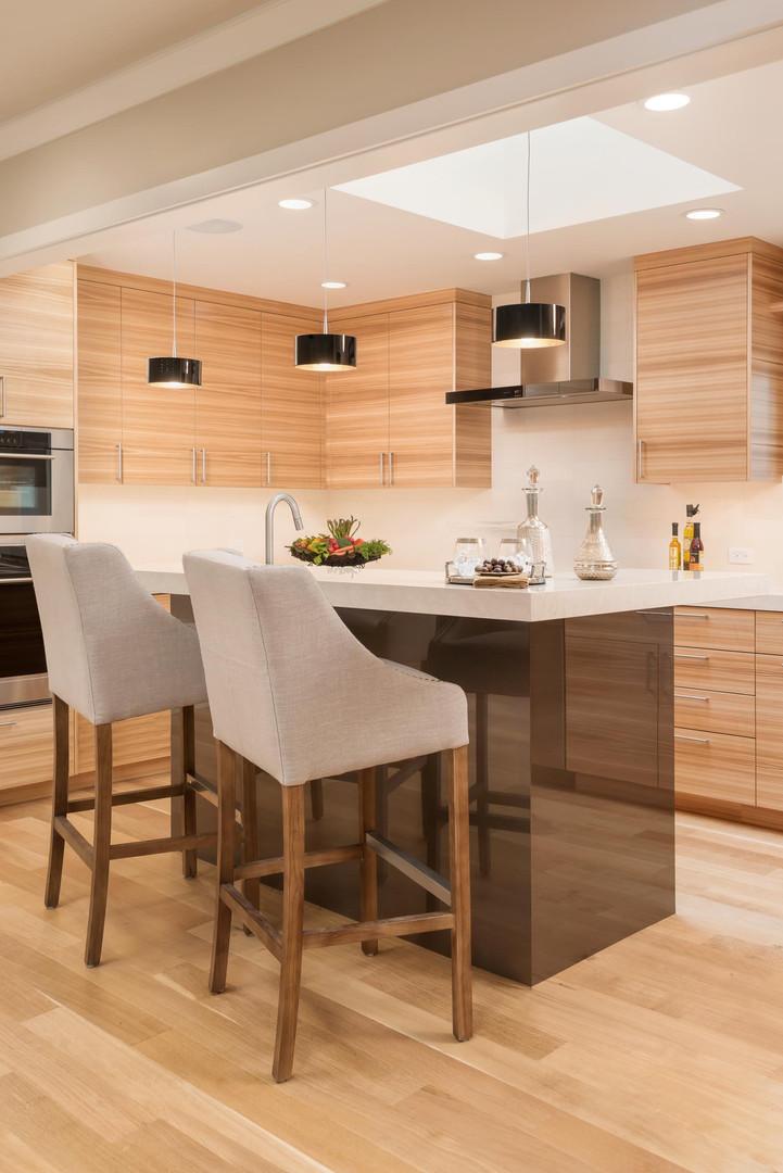 Contemporary - Oak Knoll - Kitchen - 2 -