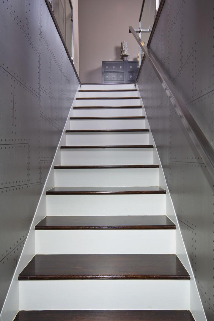 Contemporary - Royce - Staircase - 1 - A