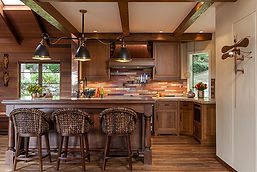 Danko wood cabinets island kitchen gener