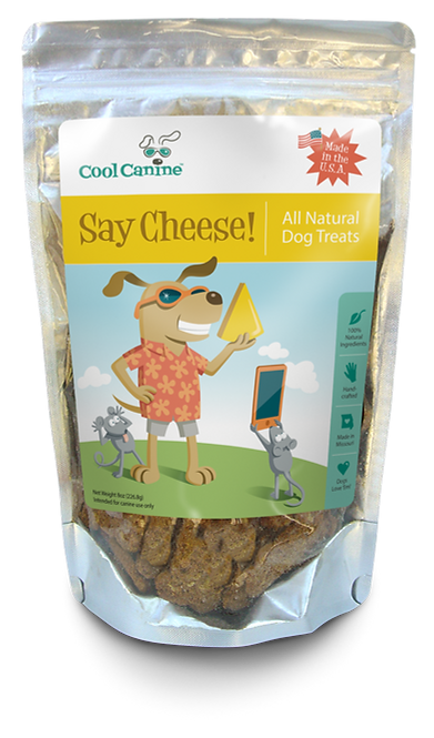 Say Cheese! Cheese Flavor Treats