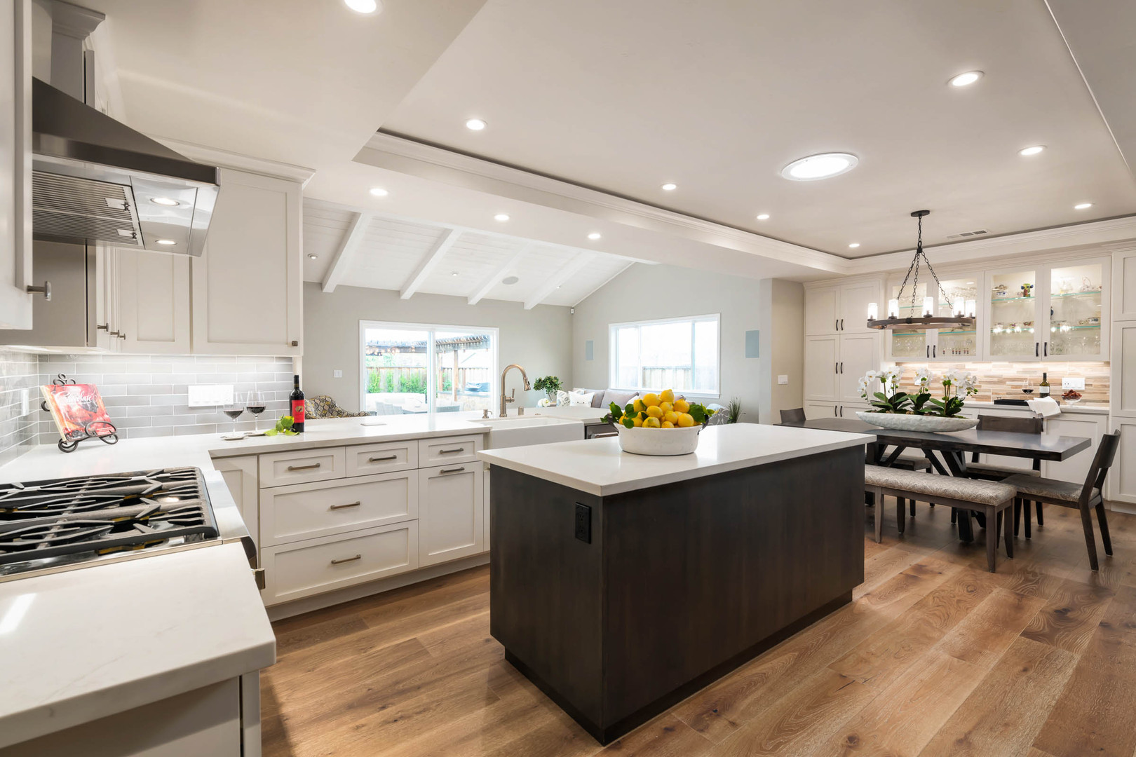 Transitional - Branham - Kitchen - 2 - A